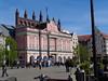 Ratusz Miejski w Rostocku.<br /> <br /> <br /> Rostock's city hall.