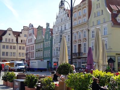 Rostock, Niemcy (Rostock, Germany)