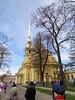 Kosciol Piotra i Pawla rowniez zbudowana przez Piotra Wielkiego.<br /> <br /> Peter and Paul's church also built by Peter the Great.