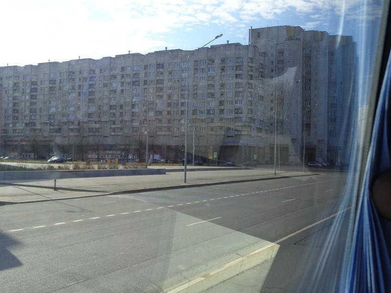 Spuscizna komunizmu - betonowe kolhozy.<br /> <br /> <br /> Communist legacy - concrete kolkhozes.