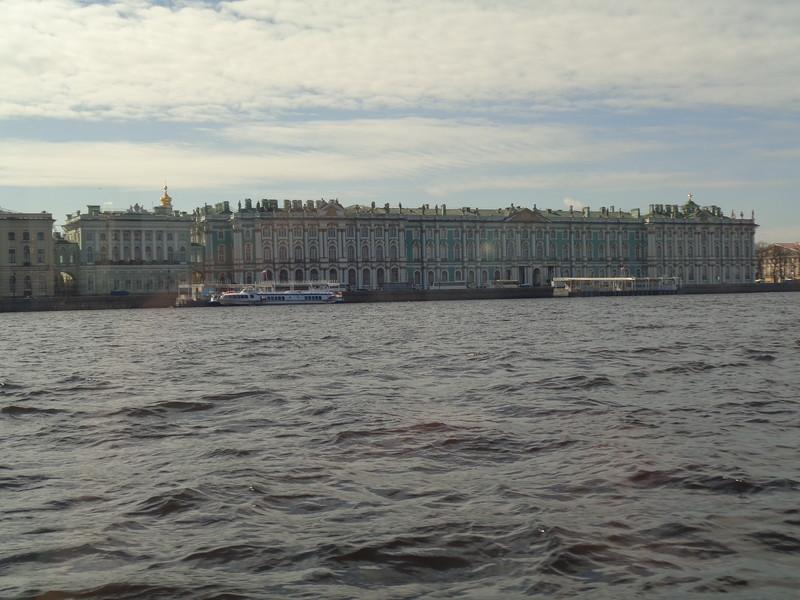 Palac Zimowy.<br /> <br /> Winter Palace.