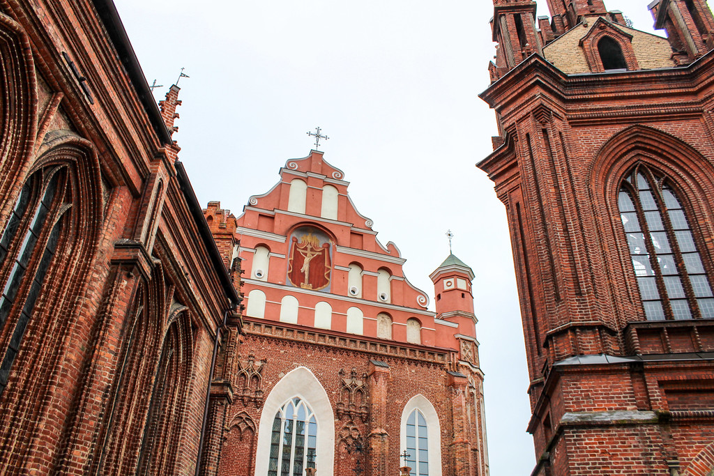 take gorgeous pictures like this while you're vilnius sightseeing