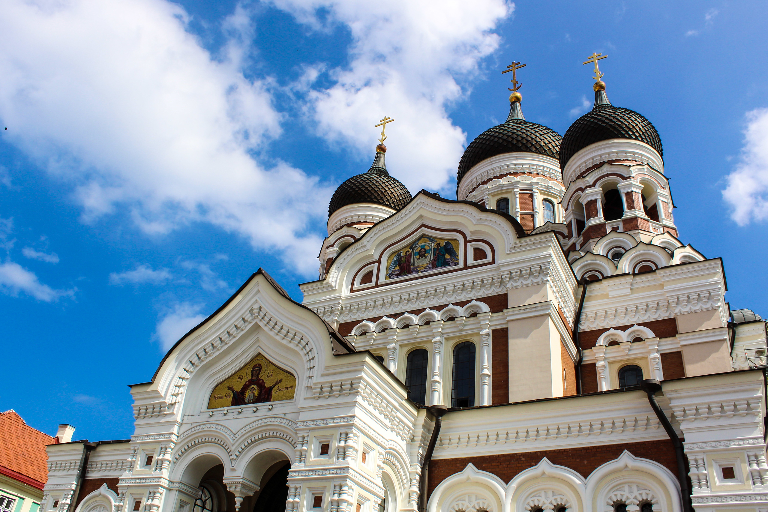 you will see insane churches traveling in europe alone