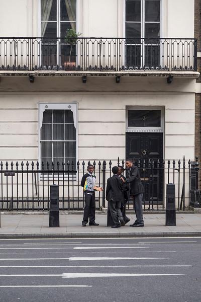 Schoolkids London