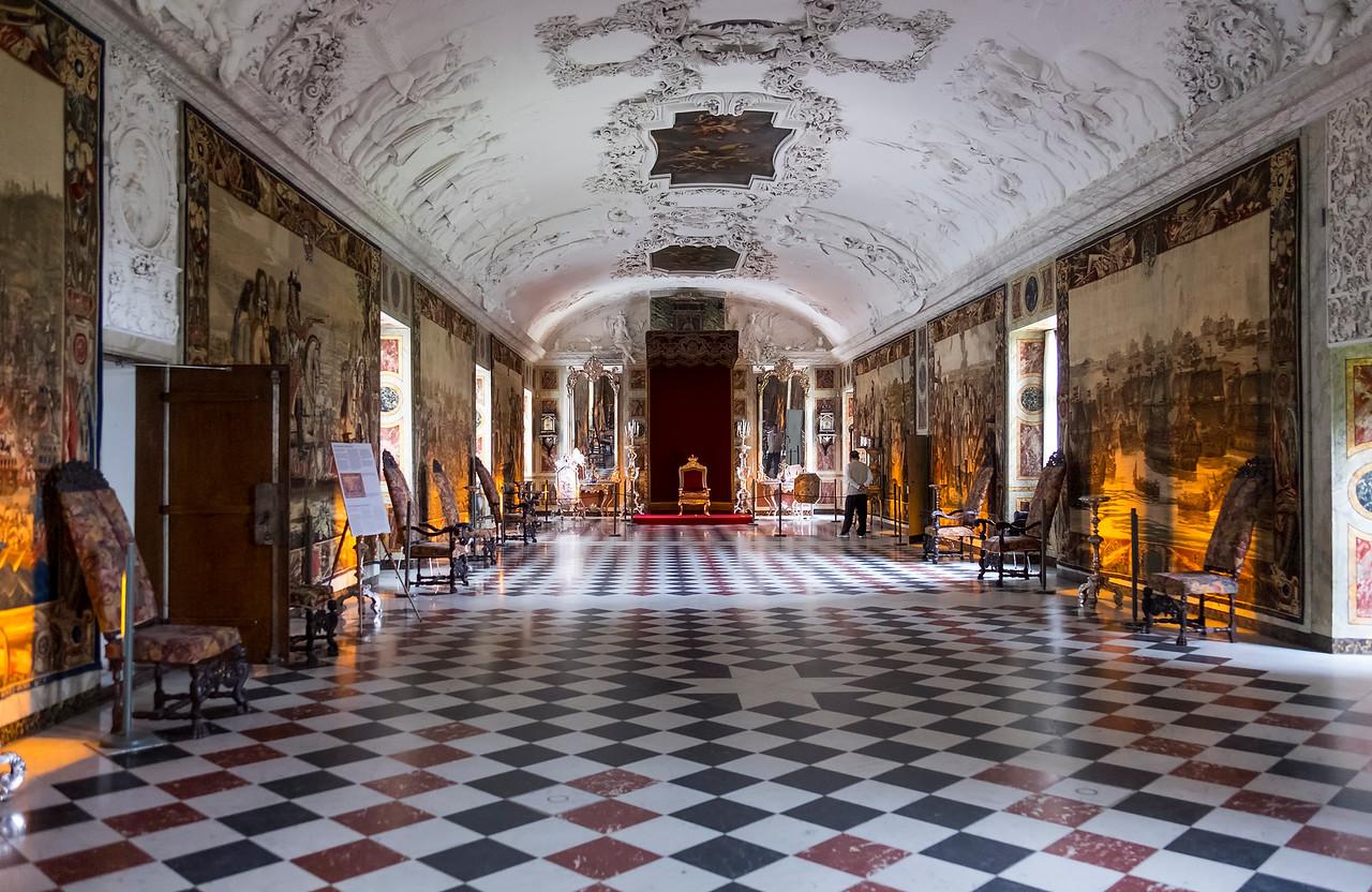 Rosenberg Castle Throne Room