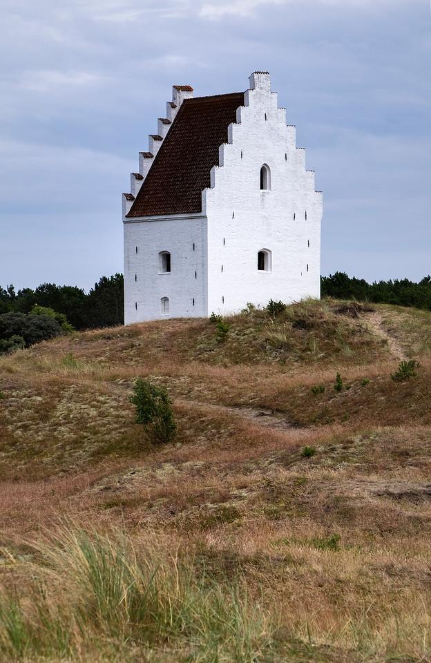 Buried Church Skagen