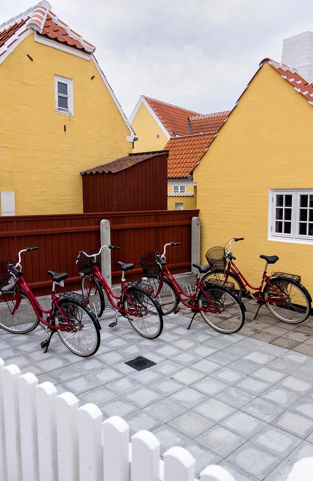 Bicycles Skagen
