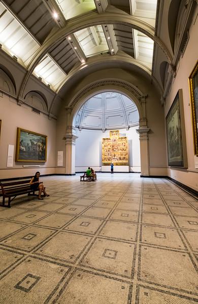 V&A Museum Hall