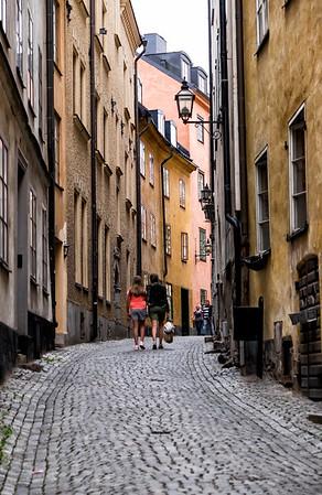 Stockholm Street