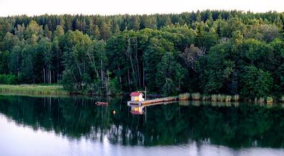Boathouse Stockholm Archipelago