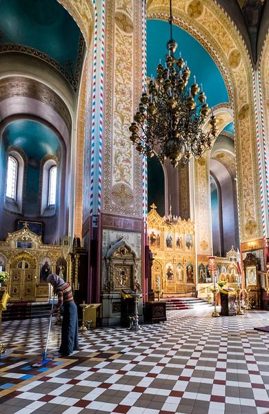 Alexander Nevsky Cathedral (Russian Orthodox) Tallinn