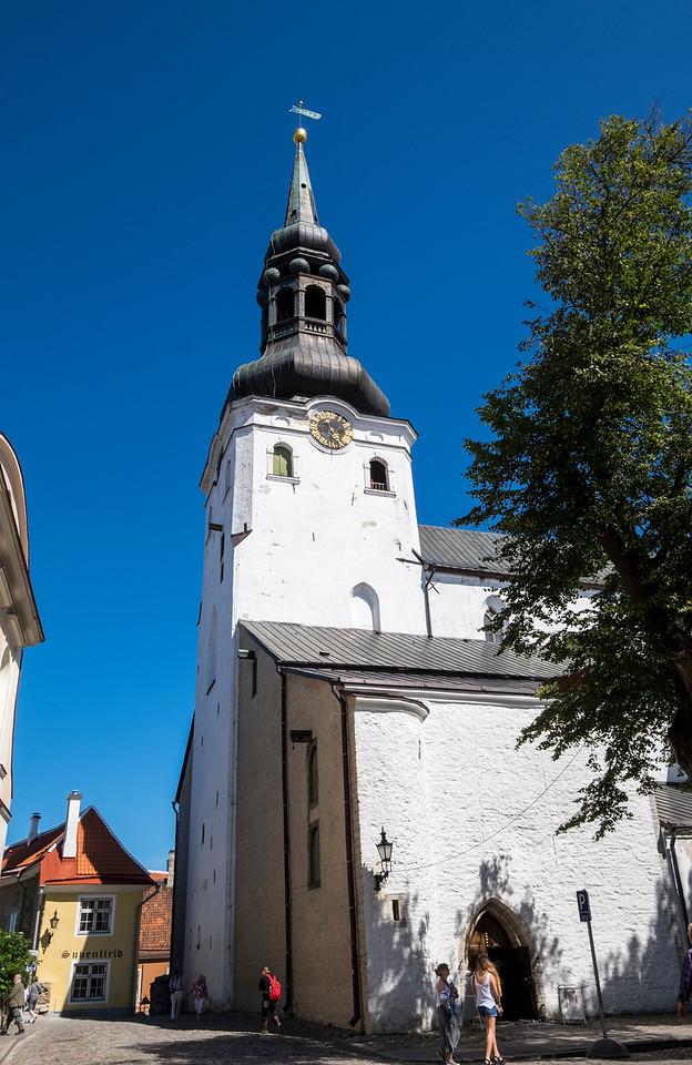 Toomkirik Church exterior