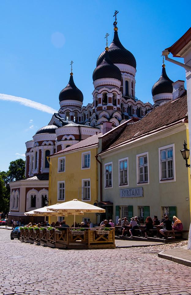 Greek Cafe Tallinn