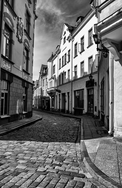 Tallinn Street scene