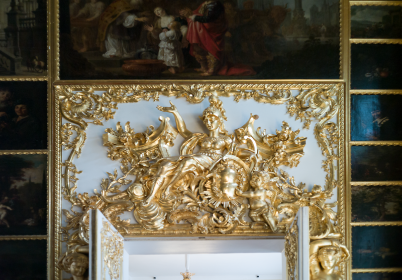Detail in the Hermitage