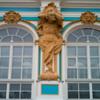 Detail, exterior Summer Palace