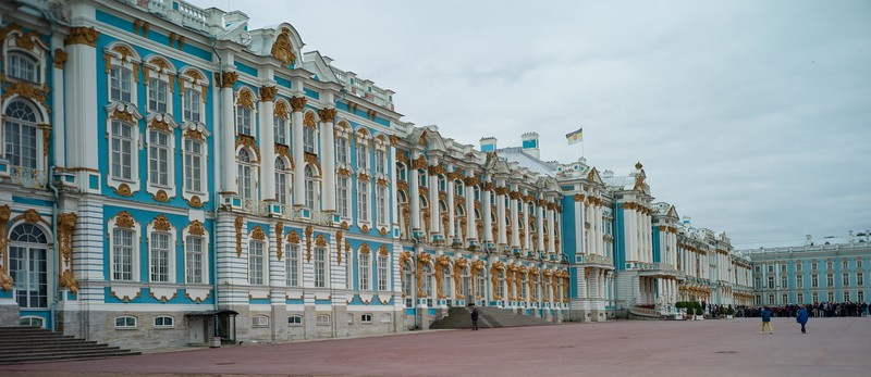 The Summer Palace, St. Petersburg
