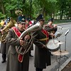 Russian band at Petershof