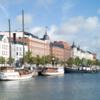 Helsinki docks