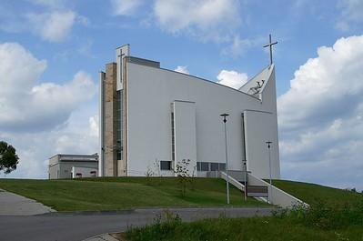 Podbrodzie kościół
