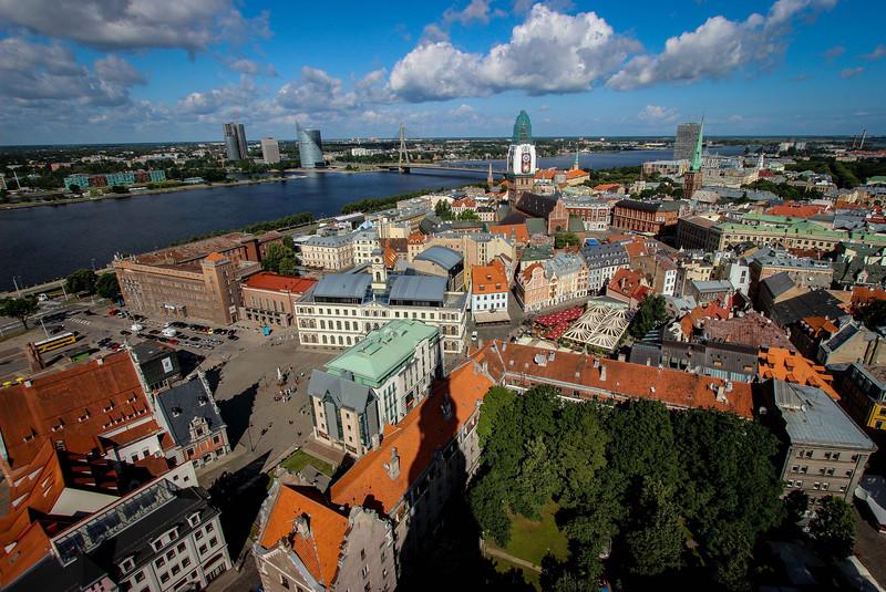 """""""View"""", Riga, Latvia"""