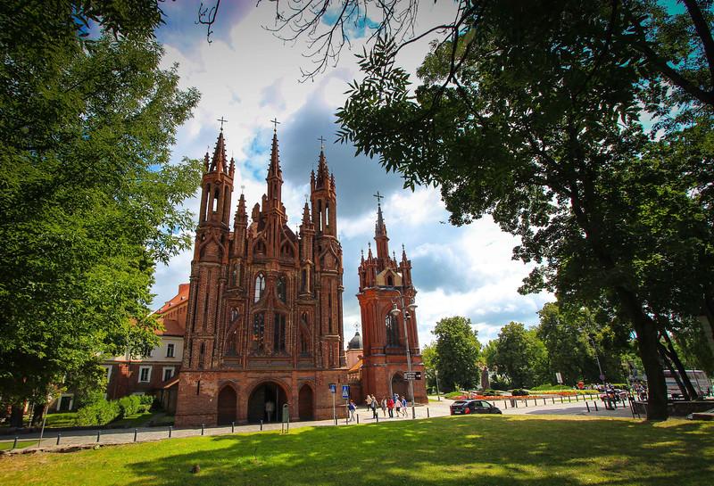 """Gothic"" - Vilnius, Lithuania"