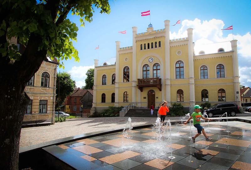 """""""Play"""" - Kuldiga, Latvia"""