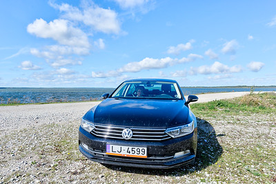 Zwischen Muhu und Saaremaa