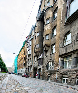 Jugendstilviertel