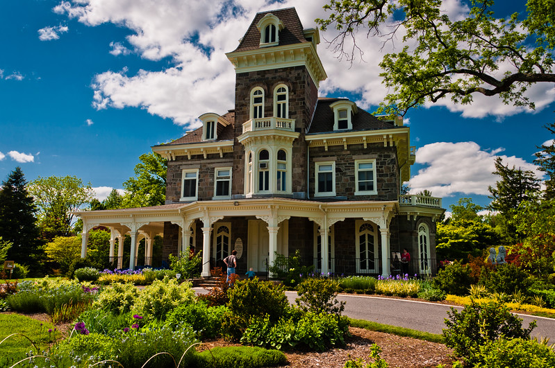 Mansion at Cylburn Arboretum, Baltimore, Maryland