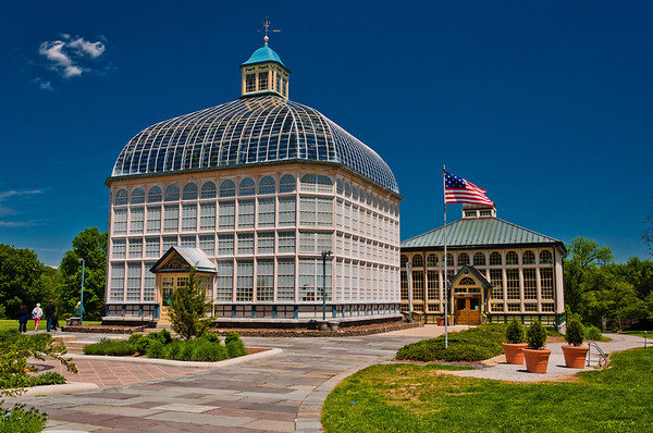 Howard Peter Rawlings Conservatory, Baltimore, Maryland