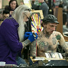 2015 Baltimore Tattoo Arts Convention - April 10, 2015