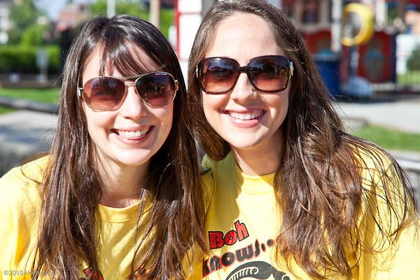 2010 Baltimore Walk Photos