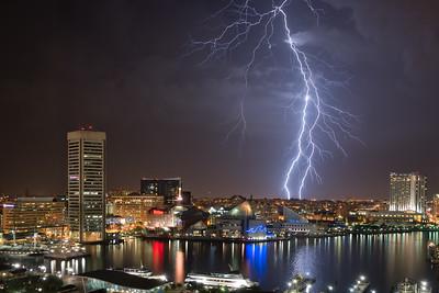 2014-07-02-Lightning-Over-Baltimore