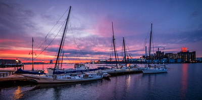 2017-11-01-Harbor-Point-Sunrise-1