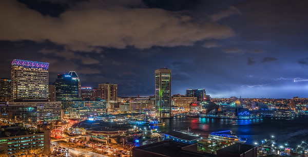 2016-04-02 Light City Baltimore Thunderstorm