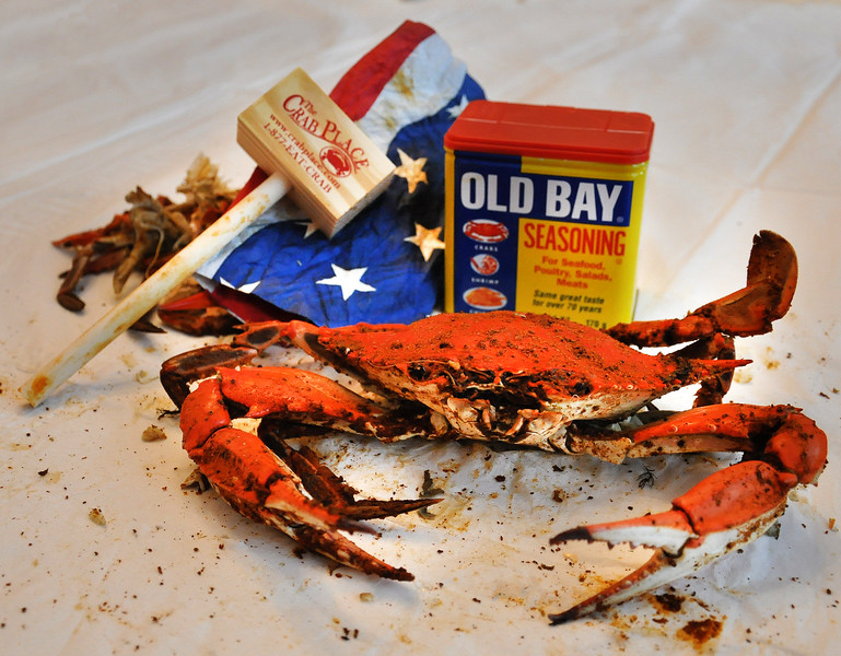 Maryland Crabs. 2012.