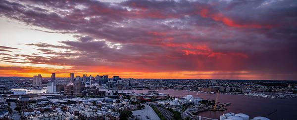 2021-06-15-Baltimore_Sunset-3