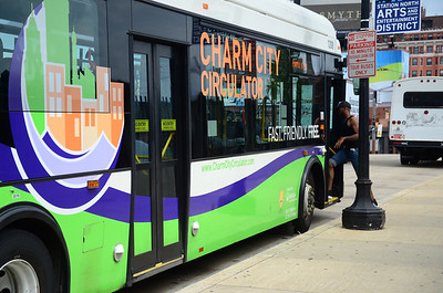 The Charm City Circulator. Fast. Friendly and Free.