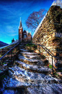 St Peters Church, Harpers Ferry WV