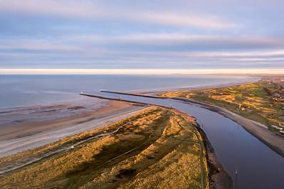 Where the Boyne meets the Sea