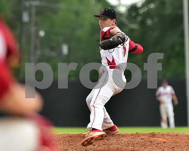 Bamberg Varsity Baseball 2017