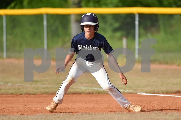 Bamberg-Holly Hill Pony League 2018