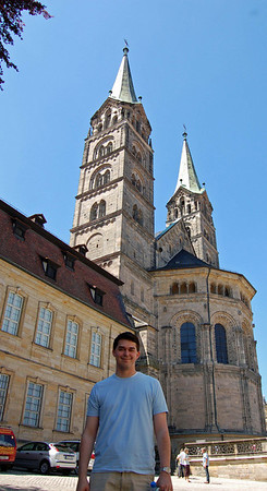 Bamberg Brandon and Ted Shots