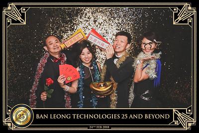 Ban Leong DnD & 25th Anniversary | © www.SRSLYPhotobooth.sg