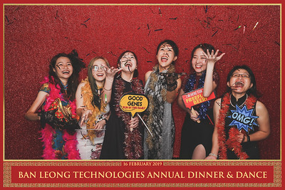 © Ban Leong Technologies | Photography by SRSLYPhotobooth.sg