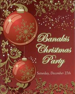 20081227 Banakis Christmas Party