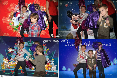 20151219 Banakis 8th Christmas Party