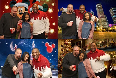 20171216 Banakis Christmas Party (Inverness)