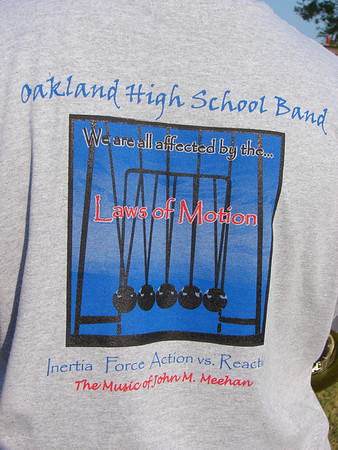 Band Camp Performance/Pot Luck 08